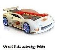 Grand Prix Speed autóságy fehér