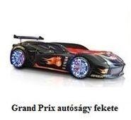 Grand Prix Speed autóságy fekete