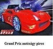 Grand Prix Speed autóságy piros