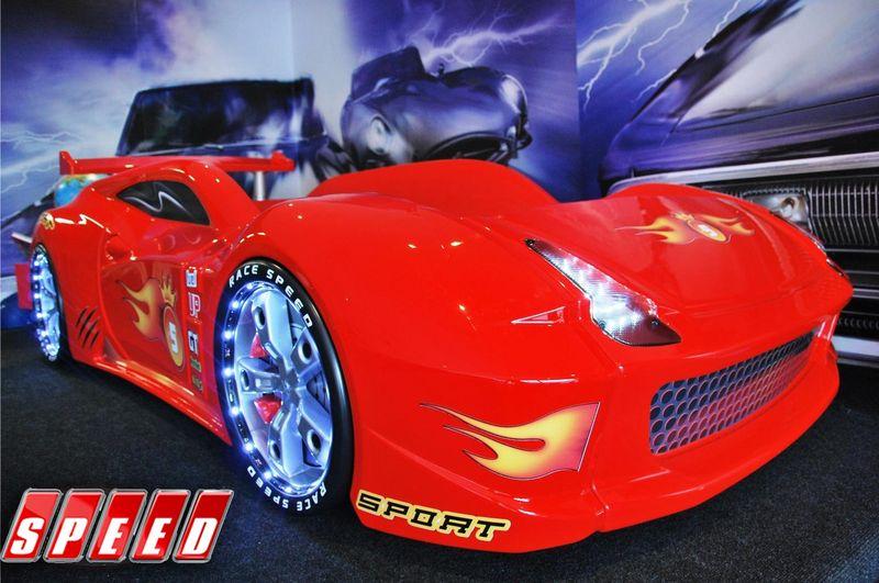 Grand Prix autóságyak